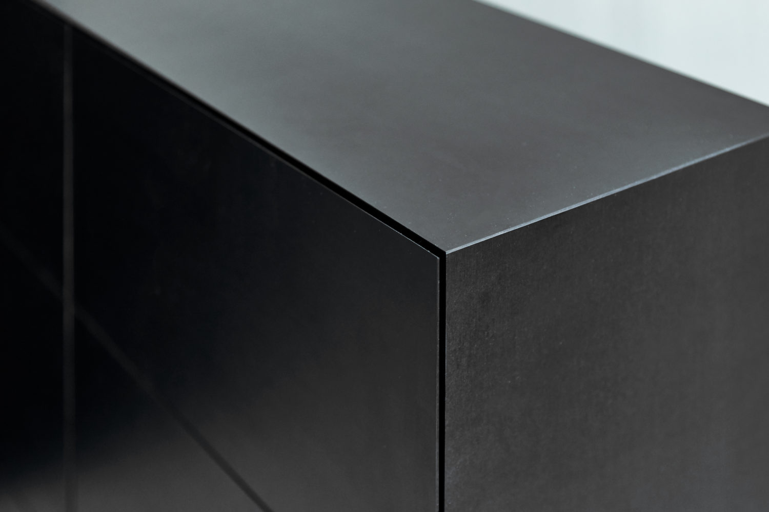 sideboard ALL BLACK
